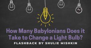 flashback - how many Babylonians