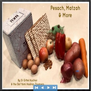 passover cook book