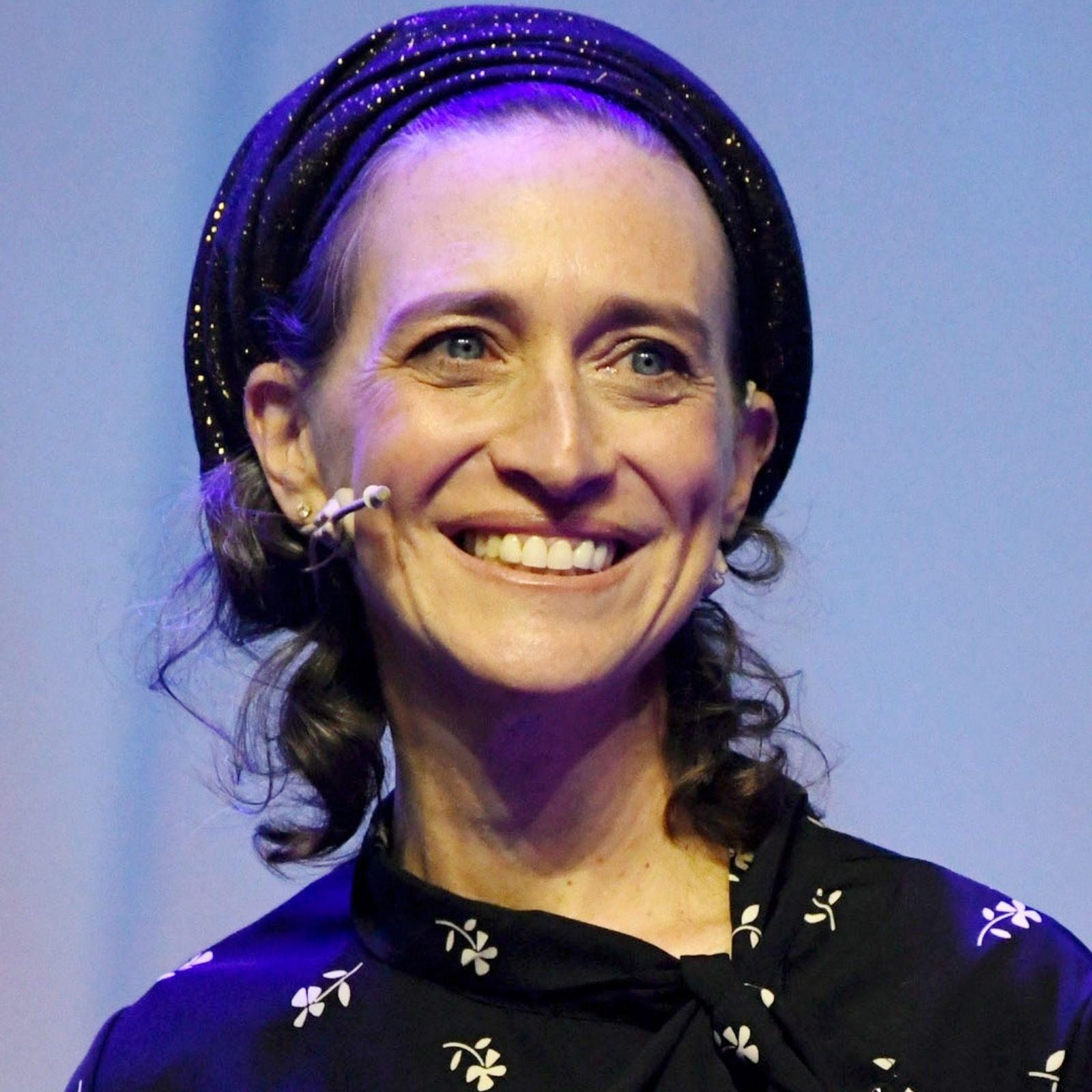 Rabbanit Michelle Farber הרבנית מישל פרבר